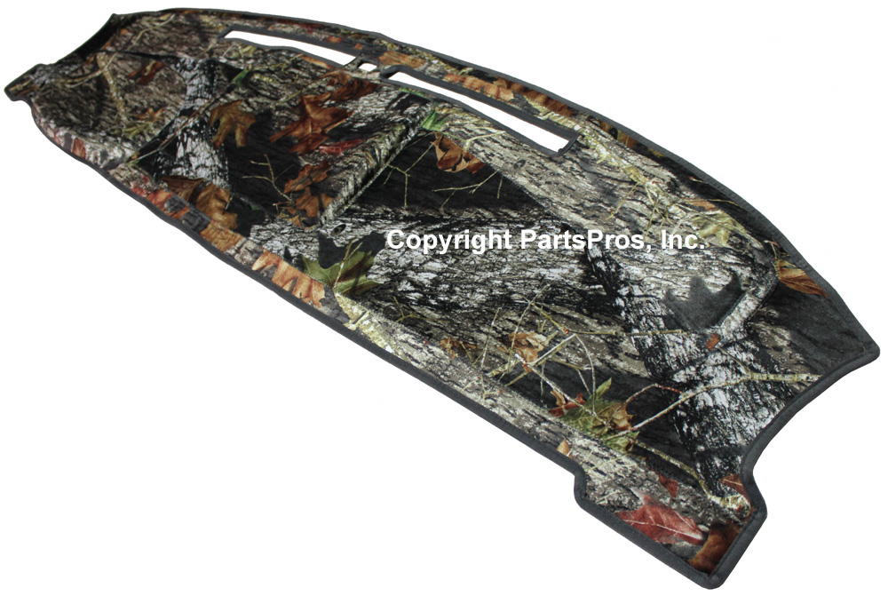New Mossy Oak Camouflage Tailored Dash Mat Cover Fits 08 13 Ford Super Duty